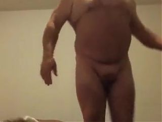 muscle chub daddy master and bbw