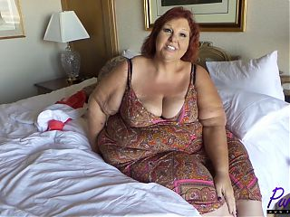 I had the opportunity to fuck sexy SSBBW babes Teanna Tiffany & Sweet Cheeks at the same time in Vegas.  Then I just had to ask them some fun questions too!