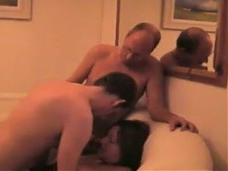 Anthony, Two strangers fucked your slut wife Meryl